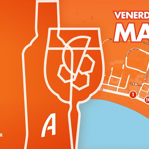 Il 2 agosto la Costa d'Amalfi si colora d'arancione: a Maiori con Aperol Happy Together